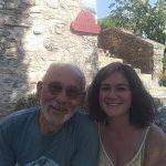 Dominique et moi à Dalat en juillet 2020